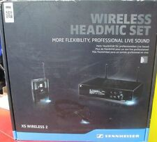 Sennheiser XSW 2-ME3 Wireless Headworn Microphone System