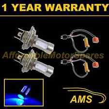 2x H4 BLU CREE LED Anteriori Abbaglianti e Anabbaglianti Kit Luci Anteriori Xeno hm501301