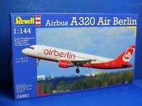Revell 1/144 04861 Airbus A320 Air Berlin - Airliner Model Kit
