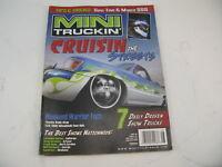 MiniTruckin  2007  Vol 21 No 8 Mini Truckin Magazine Minitrucking