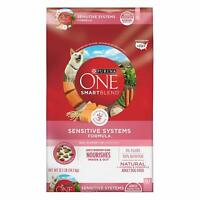 Purina ONE SmartBlend Natural Sensitive Systems Formulas Adult 31.1 lb. Bag NEW
