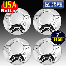 """4pcs 7"""" Center Cap Hubcap for 97-00 Ford F150 Expedition 16""""x7"""" Steel Rim Wheels"""