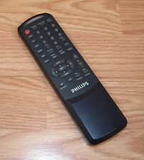 Genuine Philips TV / VCR / DVD Remote Control With Battery Cover **READ**