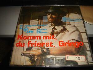 film in SUPER8 - KOMM MIT, DU FRIERST, GRINGO con FABIO TESTI - 1972/73