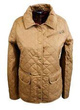 Autres vestes/blousons marrons en polyester pour femme