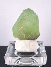 Peridot Crystal (#18) - Naturally Terminated - NOT Cut or Polished!
