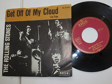 """Rolling Stones - Get Off of my Cloud / I´m Free.. German 7"""" ..Vinyl/Cover: mint-"""