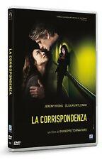 Dvd LA CORRISPONDENZA - (2016) *** Contenuti Extra *** ......NUOVO