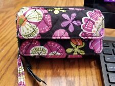 "Vera Bradley All in one crossbody ""Pirouttie Pink"""