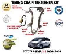 für Toyota Previa 2.4 156bhp 2362cc MPV 2000-2006 Steuerkettenspanner Satz