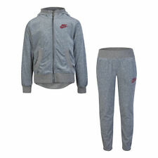 Nike Pre-School 2 Piece Velour Jogger Set size 4,5,6 christian gifts for kids