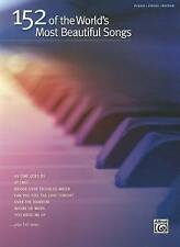 NEW 152 of the World's Most Beautiful Songs by Hal Leonard Corp.