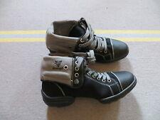 Klasse Tanzschuhe v. Rumpf -  High-Top-Sneaker, UK 8 - Gr.41 - NEU m. Karton!!
