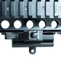 TMS Bipod Sling Swivel Adapter for RAS RIS Picatinny Weaver Rails NEW