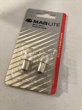 Genuine Mag Lite White Star Krypton Lamp For 4 Cell C & D Torch LR14 LR20