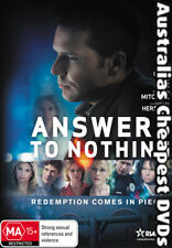 Answers To Nothing DVD NEW, FREE POSTAGE WITHIN AUSTRALIA REGION 4
