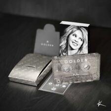 Kylie Minogue - Golden Limited Christmas Silver Glitter Edition Cassette 2018