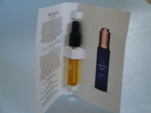 NEW Augustinus Bader The Face Oil with TFC8 2.2 ml Deluxe Carded Travel Sample