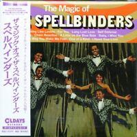 SPELLBINDERS-THE MAGIC OF THE SPELLBINDERS-JAPAN MINI LP CD BONUS TRACK C94