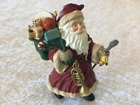 1991 Vintage Collectible Hallmark Merry Olde Santa Christmas Ornament
