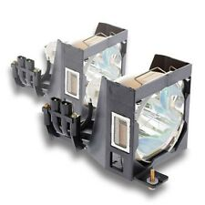 Alda PQ Beamerlampe / Lampada Proiettore per PANASONIC PT-L6600 (DUAL)