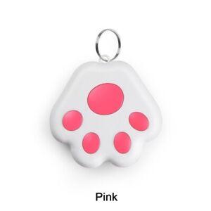 Pet Dog Mini Tracker Charm GPS Wireless Bluetooth Tag Luggage Bag Key Locator
