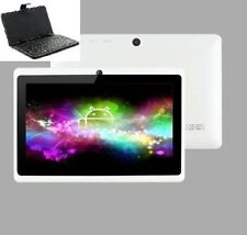 7'' ZOLL TABLET PC ANDROID 4.4 QUAD CORE KAMERA 8 GB WLAN WIFI MULTITOUCH USB SD