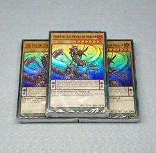 3x Yugioh Dimensional Dragon Deck Starving Venom Fusion Dragon Yuya Sakaki LEDD