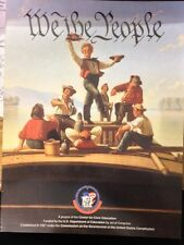 We the People Student Textbook Homeschool Government 2002