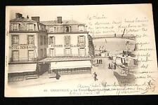 GRANDVILLE LA TRANCHEE GRAND HOTEL DES BAINS 1904