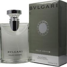 BVLGARI POUR HOMME BY BVLGARI 3.4/3.3 OZ EDT SPRAY FOR MEN NEW IN BOX