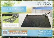 🔥Intex Solar Mat🔥Above Ground Swimming Pool Water Heater 🔥 Black   28685E