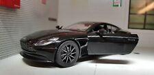G 1:24 Scale Onyx Black Aston Martin Bond DB11 V12 Detailed Motormax Model Car