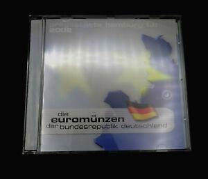 KMS - Kursmünzensatz - BRD - 2002 - Hamburg J