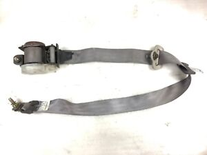 98 99 00 Accord 4DR Right R Side Front Seat Belt Seatbelt Gray Used OEM