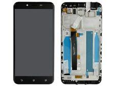 ORIGINALE DISPLAY LCD TOUCH + FRAME PER ASUS ZENFONE 3 MAX ZC553KL Z00DD NERO