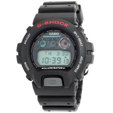 NEW Casio Men DW-6900-1 G-Shock Digital Quartz Black Resin Alarm Day Date Watch
