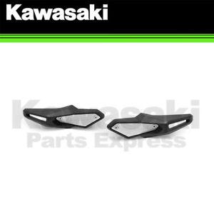 NEW 2018 - 2021 GENUINE KAWASAKI Z™900 RS FRAME SLIDER SET 99994-1010