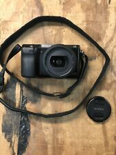 Sony NEX-7 with Sony SEL-20F28 E-Mount 20mm F2.8 Prime Fixed Lens