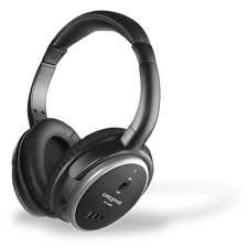 Creative HN-900 Active Noise-canceling Headphones with In-line Microphone