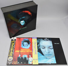 ek071 Japan Original Laserdisc Twin Peaks 29epi. Complete Box/2Movie David Lynch