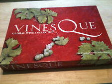 Vinesque Global Wine Collection Board Game