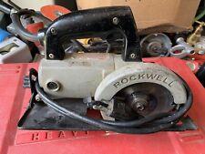 Rockwell Model 314 Trim Saw Type 3
