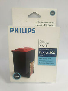 PHILIPS PFA-431 INKJET ORIGINAL BLACK FOR PHILIPS FAXJET 300/ FAX 300 PFA 431