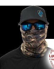 Salt Armour SA Face Shield (Tarpon Skin Pattern) - New in package