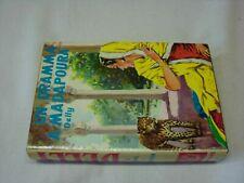 (Delly) Un dramma a Madapoura   Salani romanzi della rosa 34