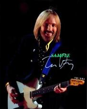 TOM PETTY #8 REPRINT AUTOGRAPHED SIGNED 8X10 PICTURE PHOTO AND THE HEARTBREAKERS