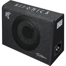 "Hifonics Subwoofer Triton TRS 200 8"" / 20cm Gehäusesubwoofer 200 / 400 Watt"