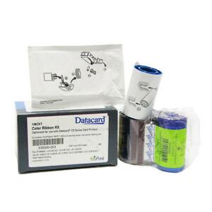 Ruban couleur 535000-003 pour imprimante YMCKT de la série CD CD Datacard