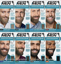 3x Just For Men Colour Dye Gel Moustache and Beard- GENUINE/FREE DELIVERY